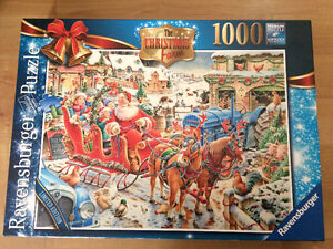 Ravensburger 2014 Christmas Limited Edition 1000 Puzzle