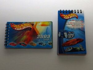 2003 and 2004 Hot Wheels Collector Guides Catalogues