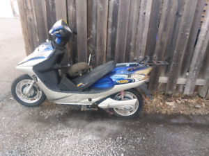 Ebike scooter for parts best offer