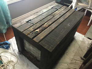 Coffee tables & end tables out of pallet wood Stratford Kitchener Area image 4