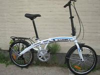 Velo Pliant Neuf - Folding bike Brand New