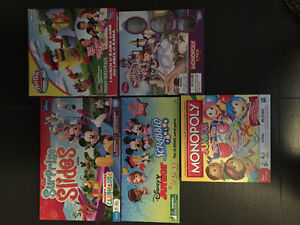 Kids board games $40 for all