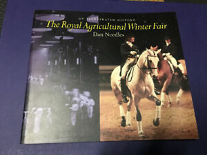 VINTAGE 1997 HISTORY OF THE ROYAL AGRICULTURAL WINTER FAIR BOOK