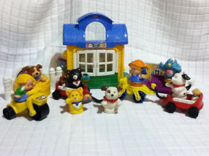 Little People Playsets