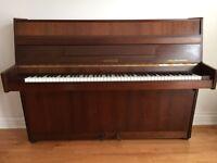 Piano marque Hupfeld