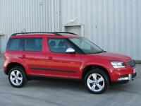 Skoda Yeti Outdoor 2.0TDI CR ( 110ps ) 4X4 DPF 2014MY SE