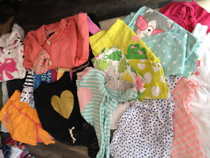 Size 18 m baby girl lot