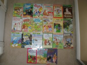 Assorted Kids Books