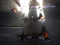 WEED EATERS STIHL COMBI