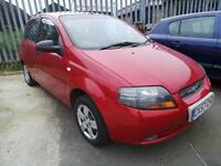2007 Chevrolet Kalos 1.2 S 5dr 5 door Hatchback