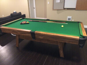 table billard / pool table