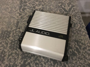JL Audio 500/1D Class D Mono Subwoofer Amp Amplifier