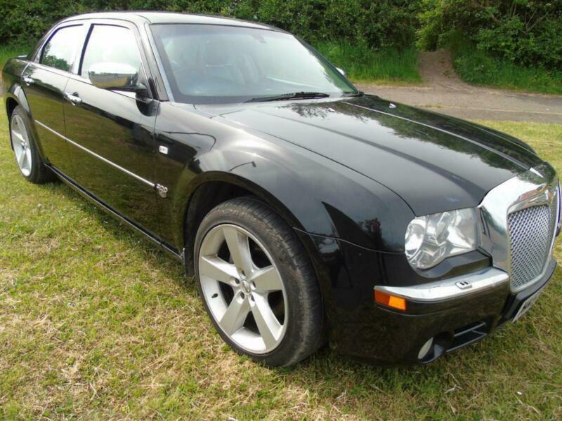 2008 Chrysler 300C 3.0 V6 CRD 4dr Auto SALOON Diesel Automatic
