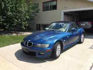 2000 BMW Z3 M Appearance Package Convertible