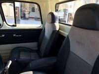 Power Heated Bucket seats & Console