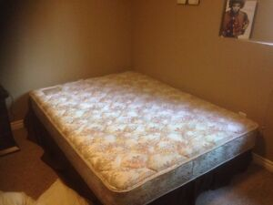 Like new mattress. No stains.