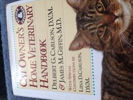 Cat owners home veterinary book