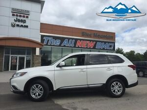 2016 Mitsubishi Outlander SE  ACCIDENT FREE, AWD, HEATED SEATS,