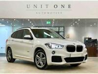 2017 BMW X1 SERIES X1 xDrive18d M Sport 4x4 Diesel Automatic