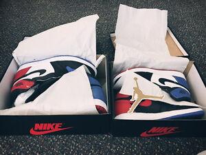 Jordan1 TOP3 size 4y brand new
