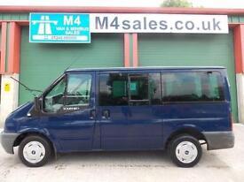Ford Tourneo 9st minibus,A/con. No Vat