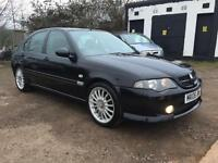 2006 MG ZS+ 1.8 4dr Petrol Half Leather Interior