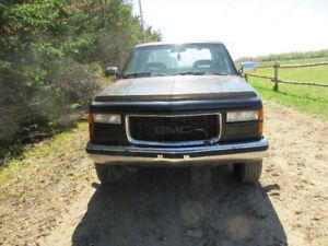Camion GMC 1989
