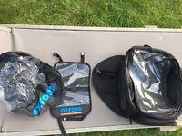 Motorbike magnetic Oxford tank bag