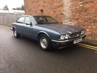 1989 Jaguar XJ 2.9 XJ40 XJ6 4dr ONLY 37,000 MILES FROM NEW F Reg