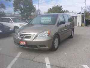 2009 Honda Odyssey DXDVD ONE OWNER NO ACCIDENTS $8495