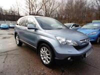 Honda CR-V 2.2 I-CTDi EX (SAT NAV + PARKING SENSORS + SUNROOF + LEATHER SEAT)
