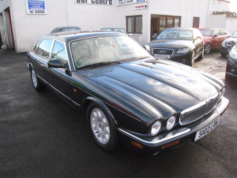 jaguar xj series 4 0 lwb auto sovereign lwb mot august. Black Bedroom Furniture Sets. Home Design Ideas