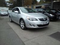 Vauxhall Astra 1.6i VVT 16v ( 115ps ) SRi 5 door - 2012 12-REG - 9 MONTHS MOT