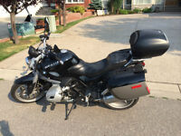 Rare 2010 BMW R1200R Roadster - LOADED!!!