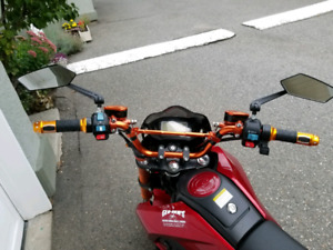 EM1 Electric bicycle (scooter style)