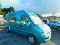 Timberland Freedom Luxury 2 berth 5.5metres. Van conversion Campervan for Sale