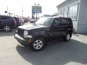 2010 Jeep Liberty 4WD 4dr