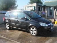 Vauxhall/Opel Zafira PAY AS YOU GO TODAY