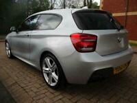 2012 BMW 1 Series 118d M Sport Hatchback Diesel Manual