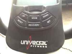 Universal Fitness Elyptical Trainer