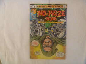 The Marvel NO-PRIZE BOOK #1