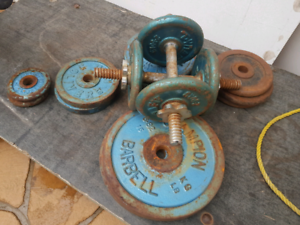Steel plate Weights