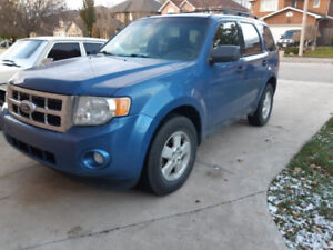 2010 XLT FORD ESCAPE