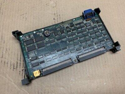 Yasnac Yaskawa I80 Multi Jancd-fc600-2 Rs232 Board Control Rack Tested Cnc Card