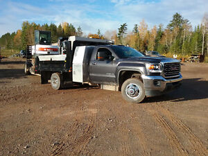 2016 GMC Sierra 3500 grey Other