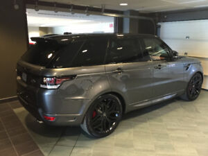2016 Land Rover Range Rover Sport V6 HST LE SUV, Crossover