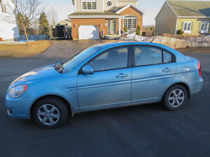 2010 Hyundai Accent Great condition