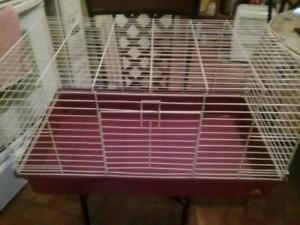Cage pour petit animal (Laval)