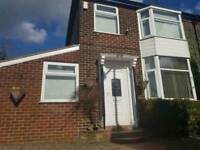 Spacious Room to rent in Reddish area