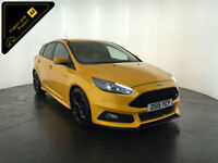 2015 FORD FOCUS ST-2 TURBO 247 BHP 1 OWNER FROM NEW FINANCE PX WELCOME